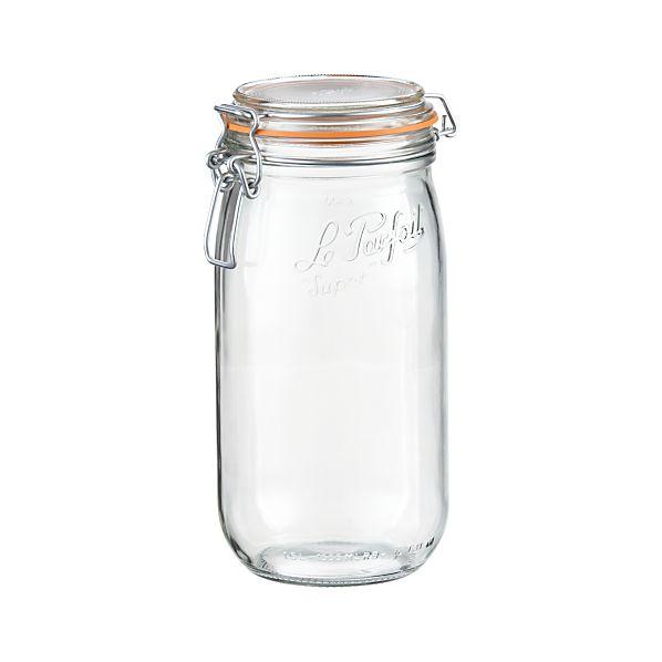 Le Parfait 1.5 Liter Jar