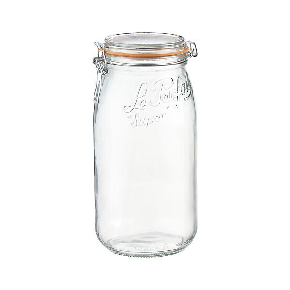 Le Parfait 3 Liter Jar