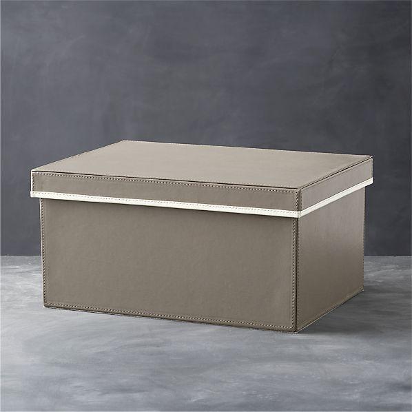Tanner Large Storage Box