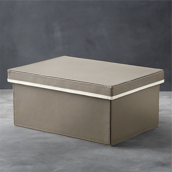 Tanner Small Storage Box