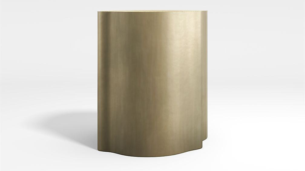 Leif Brass Bunching Table - Image 1 of 5
