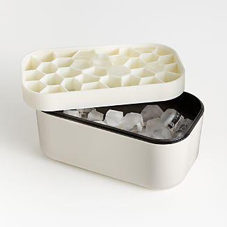 Lekue White Ice Box