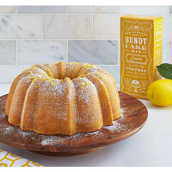 Lemon Bundt Cake Mix