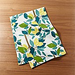 Lemon Tree Dish Towel