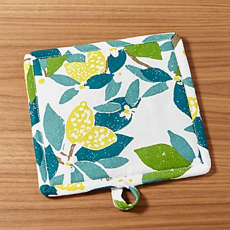 Lemon Tree Pot Holder