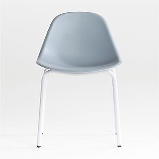 Lennon Grey Molded Play Chair
