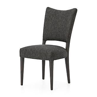 Lennox Ives Black Dining Chair