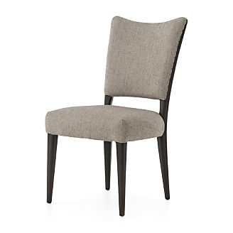 Lennox Ives White Dining Chair