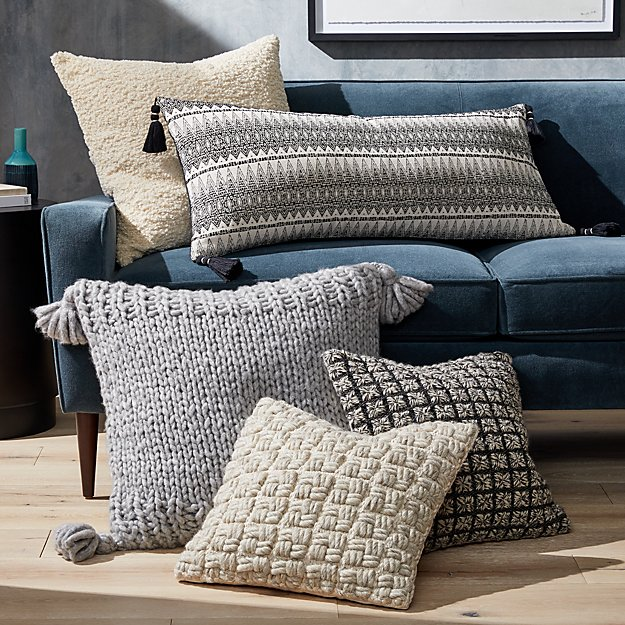 Holiday Pillow Arrangement - Image 1 of 1