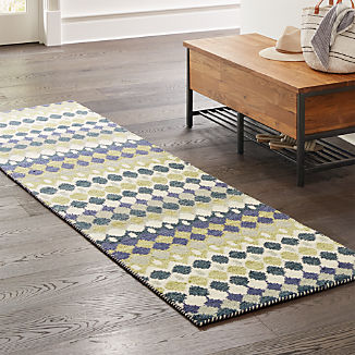 Rug Runners For Hallway Kitchen Outdoor Crate And Barrel