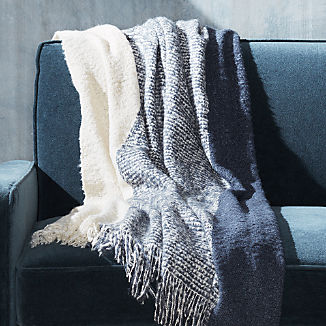 Blankets & Throws | Crate and Barrel