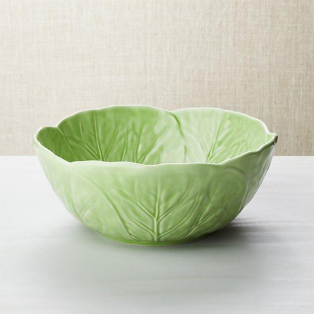 Lettuce Serving Bowl