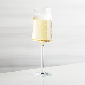 Level Ch&agne Glass & Champagne Glasses \u0026 Toasting Flutes   Crate and Barrel