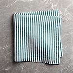 Liam Linen Blue-Striped Napkin
