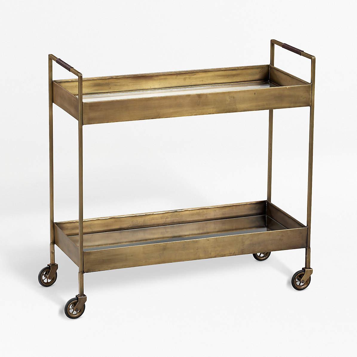Libations Bar Cart Reviews Crate And Barrel