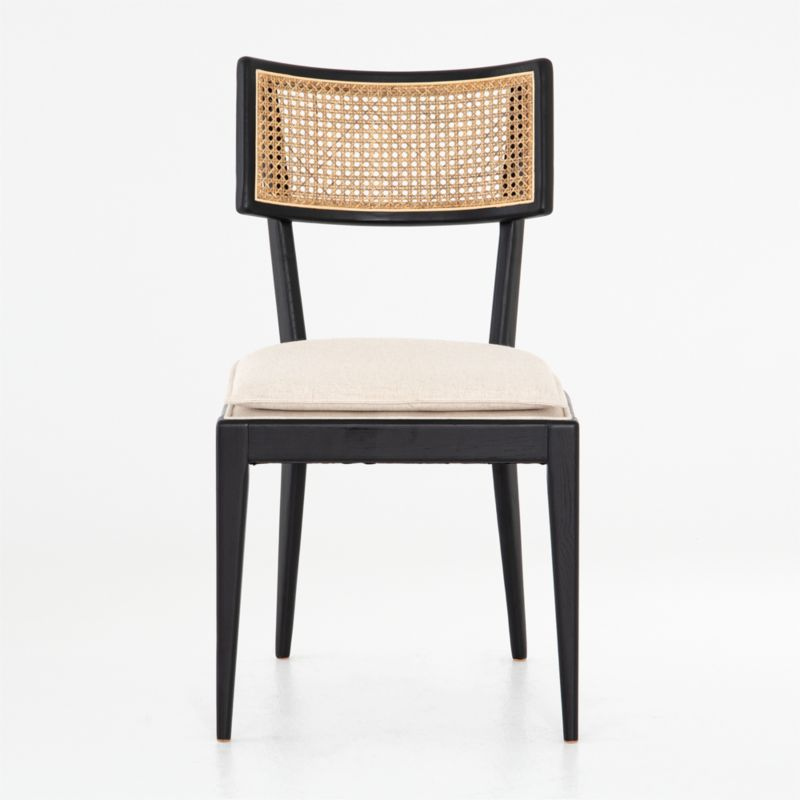 Libby Cane Dining Chair Reviews Crate And Barrel