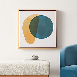 Wall Prints | Crate and Barrel
