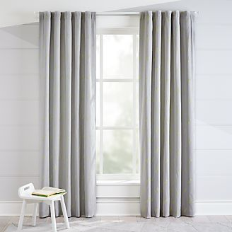 Kids Curtains Hardware Bedroom Nursery