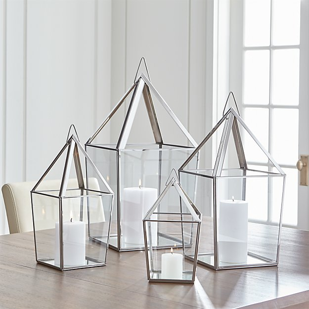 Lillian Silver Lanterns