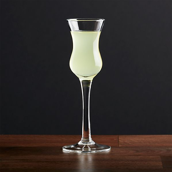 Limoncello Cordial Glass