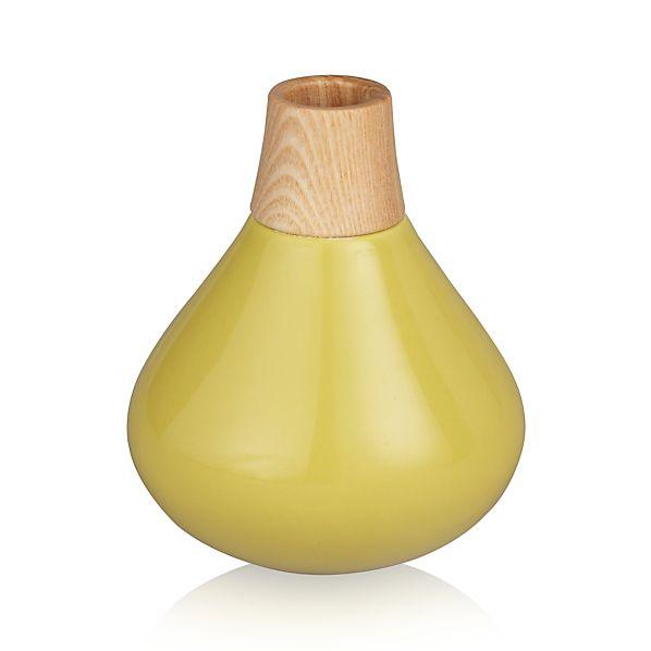 Lina Yellow Vase