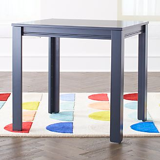 Kids Play And Activity Tables Chairs Crate And Barrel - Kids tulip table