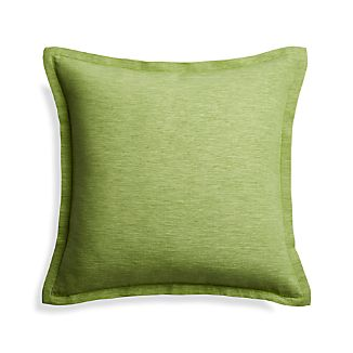 "Linden Leaf 18"" Pillow Cover"