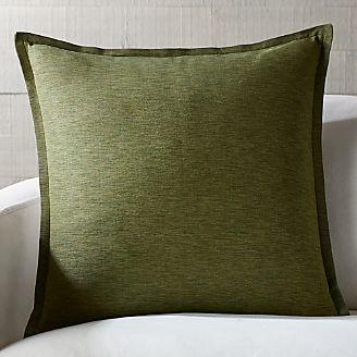 Linden Bronze Green 23 Pillow