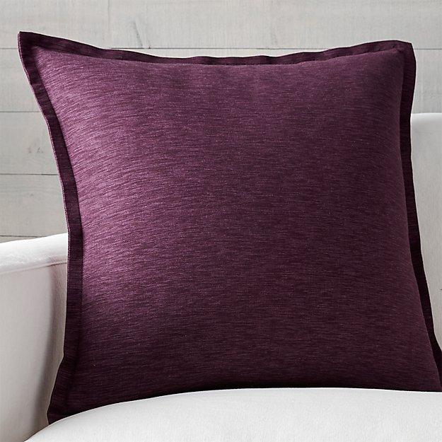 Purple Decorative Throw Pillows