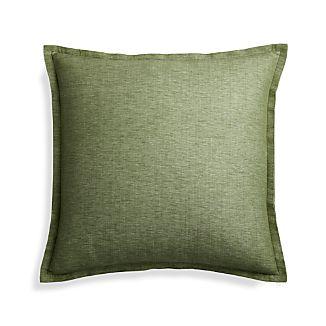 "Linden Sage 23"" Pillow Cover"
