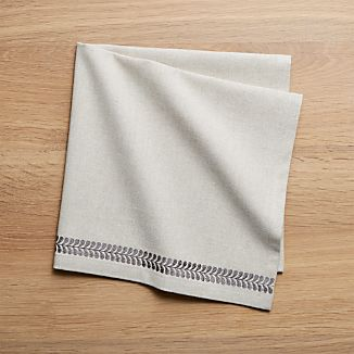 Lindley Embroidered Napkin