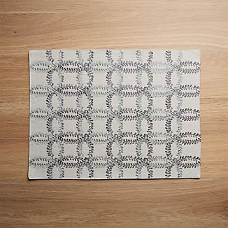 Lindley Embroidered Placemat