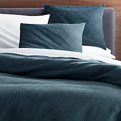 Crate And Barrel Decorative Pillow Cases : Hug/Kiss Pillow Cases Crate and Barrel