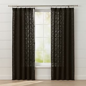 Curtain Panels and Window Coverings | Crate and Barrel