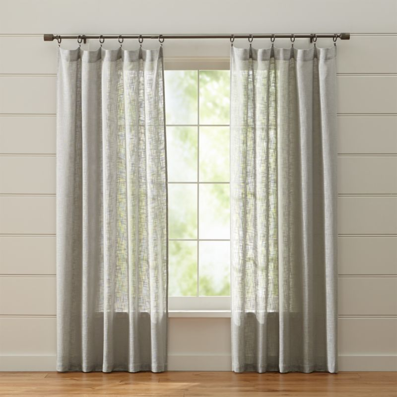 Design Decor Shopping Appstore For: Lindstrom Grey Curtains