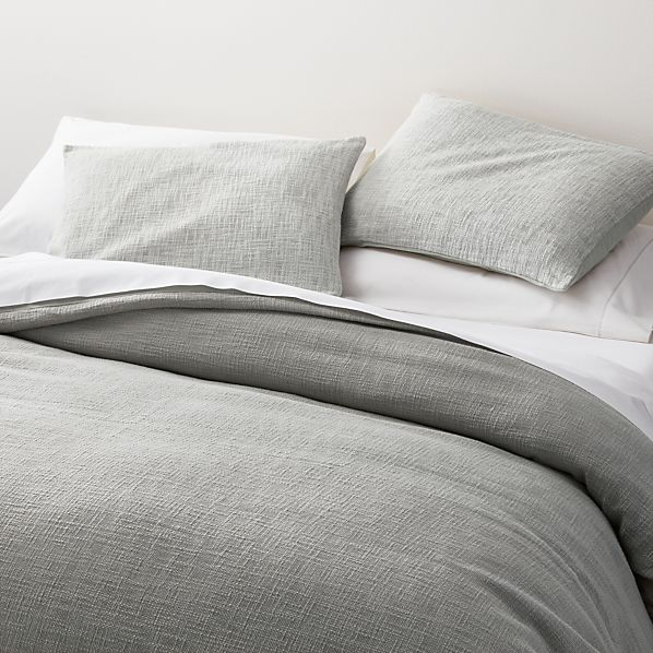 Lindstrom Grey Duvet Covers And Pillow