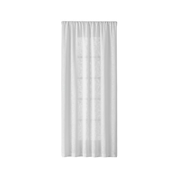 LindstromWhite48x84CurtainPanelSngS16