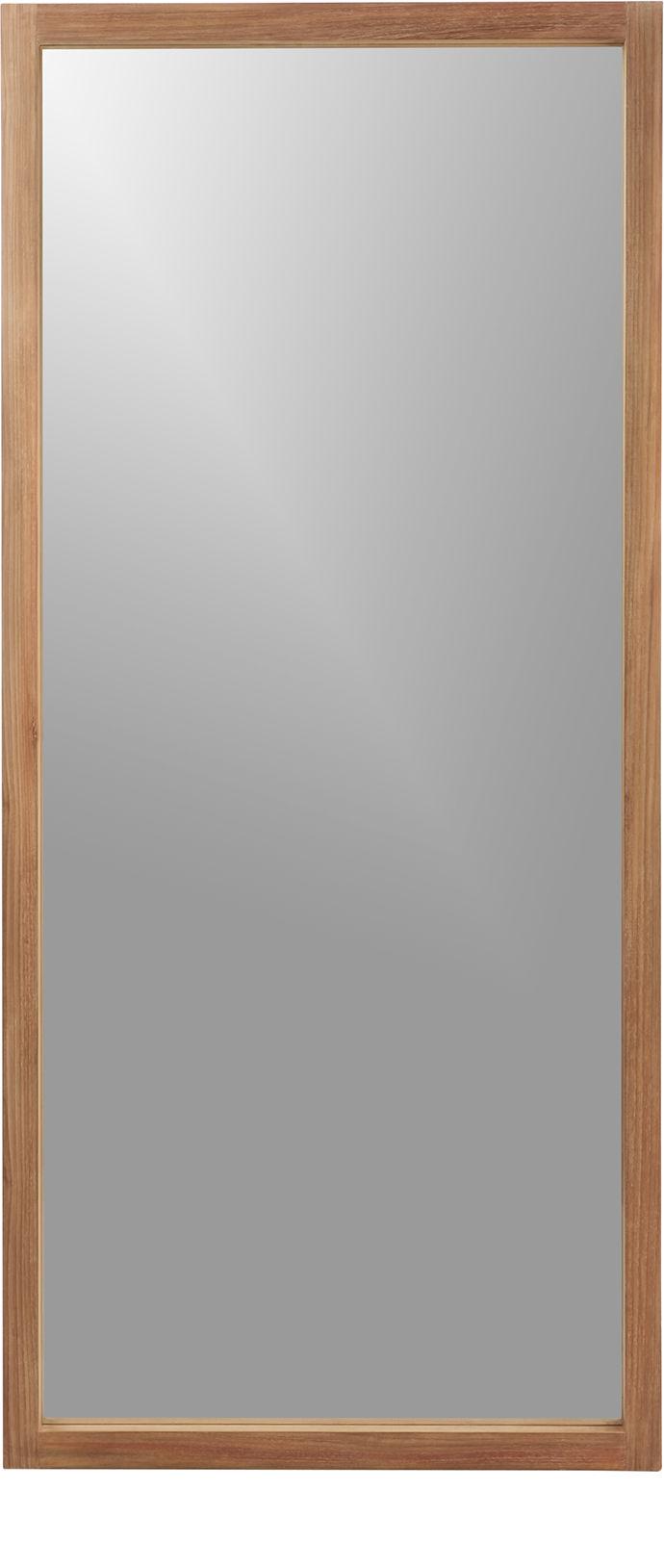 Linea II Floor Mirror