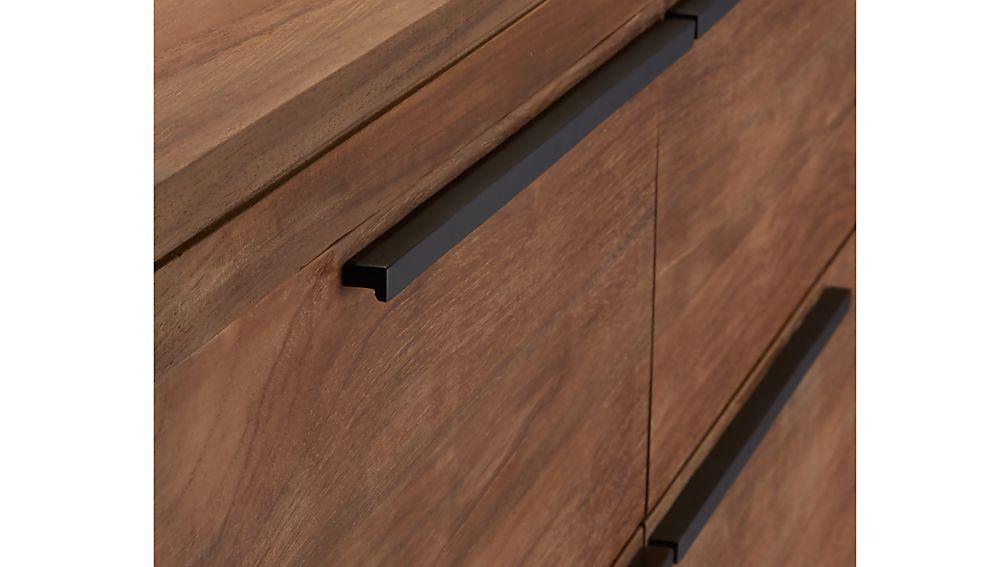 Linea Natural 6-Drawer Dresser
