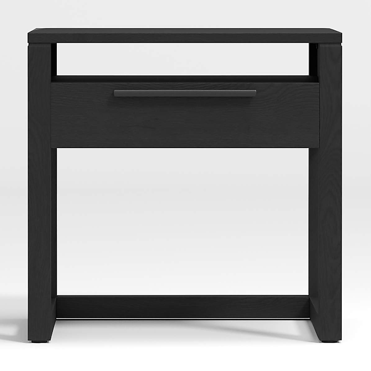 Linea Black Nightstand Reviews Crate And Barrel
