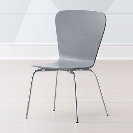 Magnificent Little Felix Grey Stackable Kids Chair Interior Design Ideas Gentotryabchikinfo