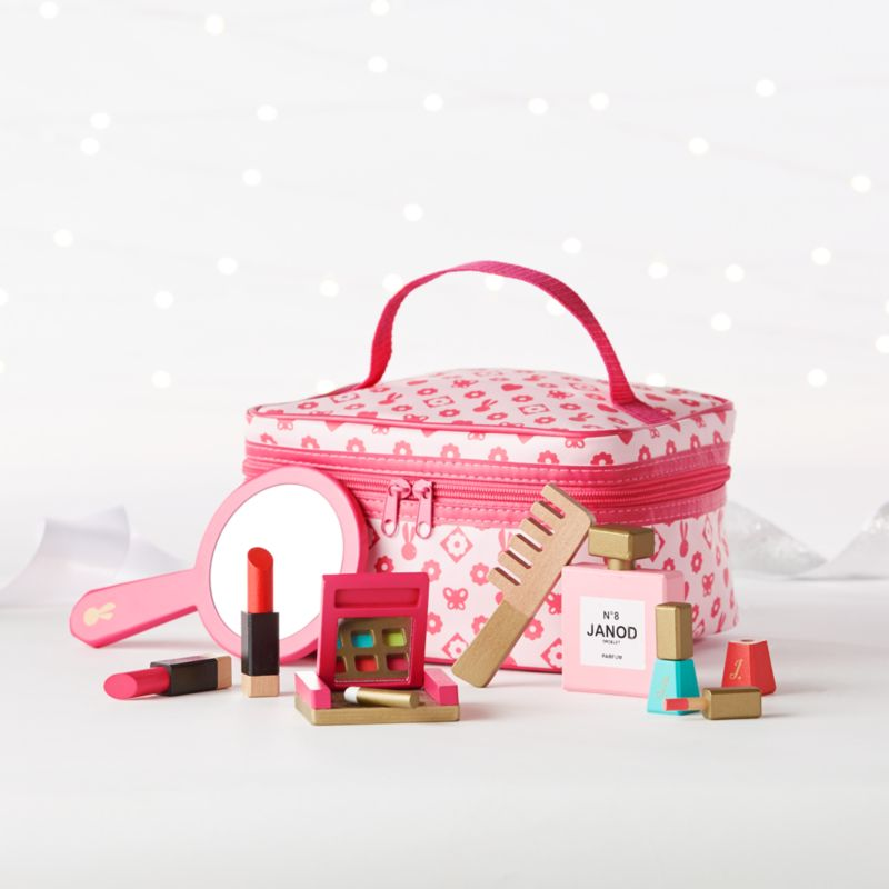Janod Little Miss Vanity Set Reviews Crate And Barrel