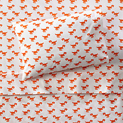 Orange Chevron Crib Bedding Crate And Barrel