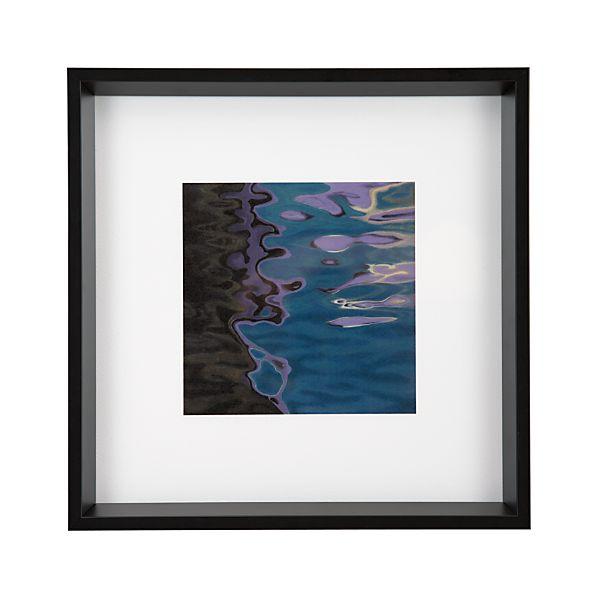 Living Water Purple Print