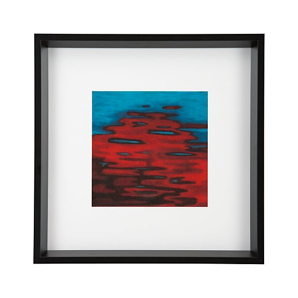 Living Water Red Print