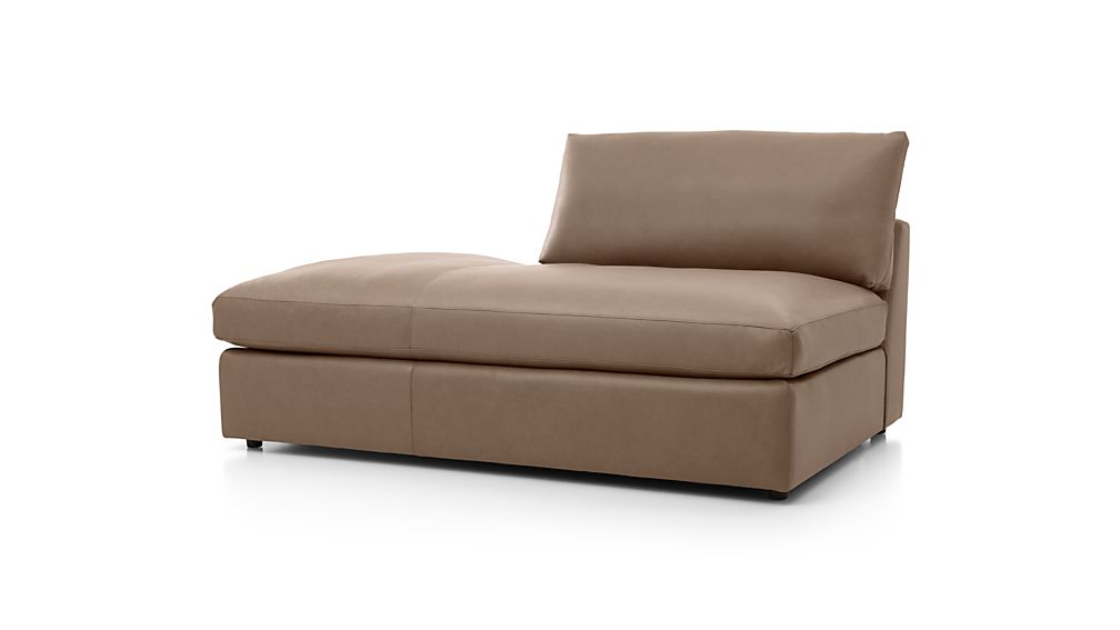 Lounge II Leather Left Bumper