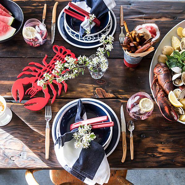 LobsterTrivetRegattaMelamineBLG17