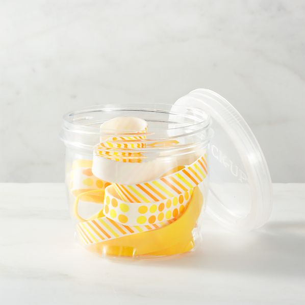 Large Lock Up Jar with Lid