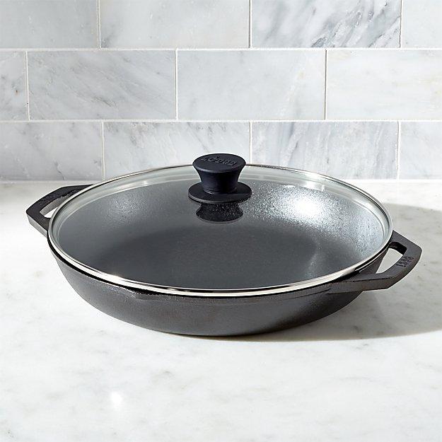 Lodge ® Cast Iron Weeknight Pan