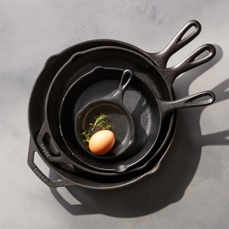 Lodge Cast Iron Skillets Crate And Barrel